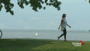 Okanagan businesses expressing concern about the impact of smoky skies as they head into what's typically a very busy long weekend