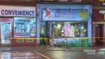 1 man arrested after car crashes into storefront in Cabbagetown