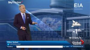 Edmonton early morning weather forecast: Tuesday, February 21, 2017