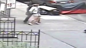 NYPD hunting for man who stuffed bag of feces down woman's pants