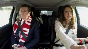 John Tory joins Farah Nasser to talk about road tolls