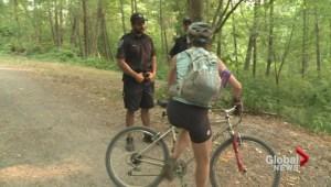 Shutting Delta down parks
