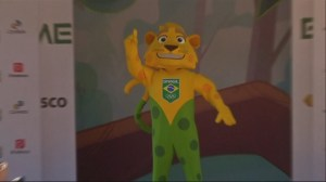 Rio 2016 Olympic mascot revealed