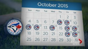 AL East win means Jays and fans in for a busy October