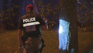 Raw Video: Rosemont shooting