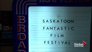 Zombie walk highlights Saskatoon film festival
