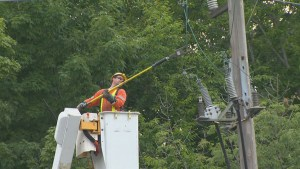 Etobicoke residents without power during one of the hottest nights of the year
