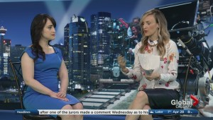 Actress Mara Wilson discusses her appearance at Calgary Expo