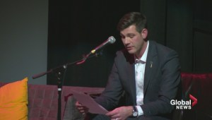 Edmonton Mayor Don Iveson reads mean tweets about himself