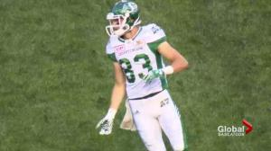 Roughriders Mitch Picton plays second game at new Mosaic Stadium