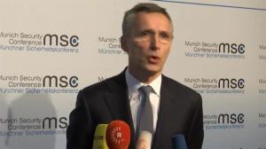 NATO Secretary-General welcomes forthcoming Syrian peace deal