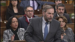 Mulcair: Harper singles out Muslims, Bill C-51 doesn't deter radicalization