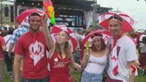 Thousands celebrate Canada Day in Ottawa