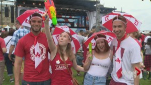 Thousands celebrate Canada Day in Ottawa