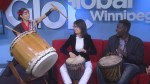 Global News Morning – Canada 150 Drumming
