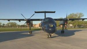 Previewing the Manitoba Air Show on Global News Morning
