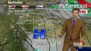 Edmonton Weather Forecast: Aug. 17
