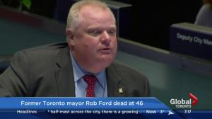 Former Rob Ford staffer says 'he always felt like he was under siege'