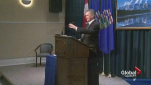 Prentice's comments spark outrage