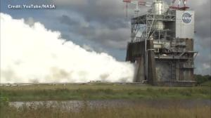 NASA conducts successful test of rocket that could carry manned mission to Mars