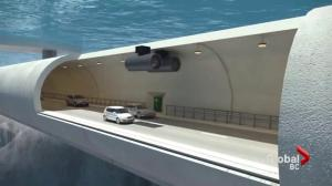 Underwater tunnels instead of B.C. ferries?