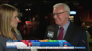 Federal Election 2015:  Liberal Bill Casey thrilled with historic win in Cumberland-Colchester