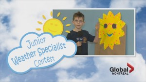 Global Montreal's looking for a junior weather specialist