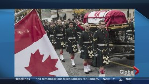 Solider and long-time friend remembers Cpl. Nathan Cirillo