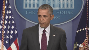 Obama says gun laws must change following another mass shooting
