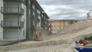 Kelowna builders struggling to keep up with demand