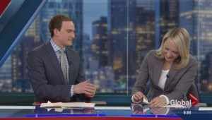 BLOOPER: Weekend anchors rip each other