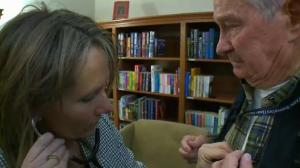 Family hears son's heartbeat in another person's chest