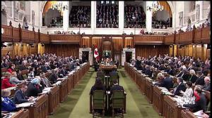 Speaker reprimands House of Commons following debate over pre-budget consultations