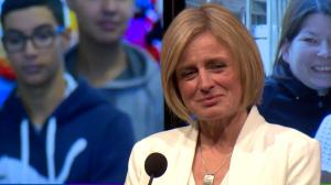 State of Alberta: 'We need access to tidewater' Notley on ending Alberta's 'landlock'