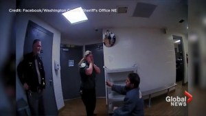 Man gets 'arrested' to propose to his correctional officer girlfriend