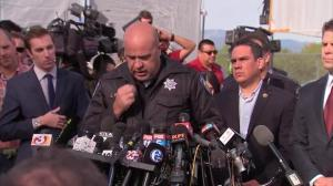 San Bernardino suspects fired over 65 rounds, left three pipe bombs: Police