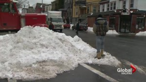 Halifax sidewalk snow clearing getting better: advocate