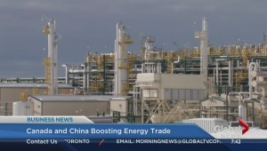 BIV: Canada and China boosting energy trade