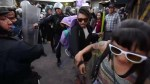 Thousands protest rising gas prices in Mexico City