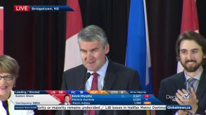 Nova Scotia election: Full victory speech from Premier Stephen McNeil
