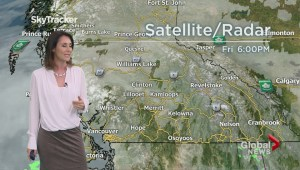 BC Evening Weather Forecast: Mar 10