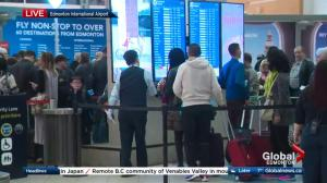 Edmonton International Airport bracing for busy spring break travel