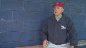 Coaching award honours longtime baseball coach