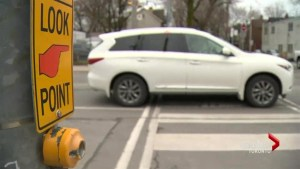Pedestrians forced to dodge traffic along stretch of Victoria Park Avenue without signals