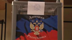 Raw video: Election preparations underway in Eastern Ukraine