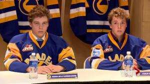 Saskatoon Blades 2017 draft class excited to begin junior hockey careers