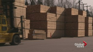 Softwood lumber agreement ends