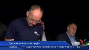 Triple-murder trial to begin for Douglas Garland