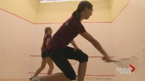 Squash Moncton wins bid to become national training facility