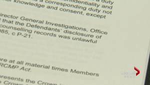Ex-Mounties file class-action lawsuit against RCMP